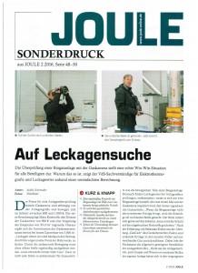 joule-sonderdruck